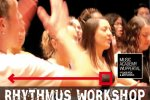Vocal Rhythmus Workshop mit<br />Gunnar Hoppe in Wuppertal