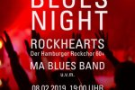 Rock & Blues Night im <br />MUT Theater Hamburg