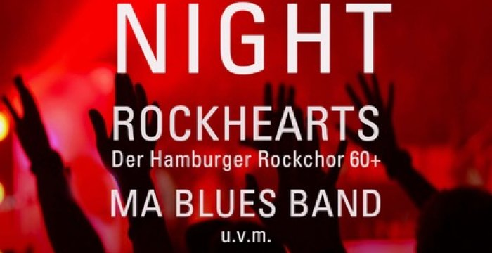 Rock & Blues Night im